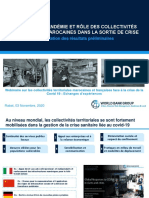 BM  impact covid CT Maroc