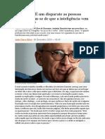 SENTIR E SABER - António Damásio.odt