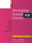 Developing Scientific Literacy-Using News