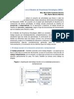 04-El trabajo en el Modelo de Enseñanza Estratégica (ME2)