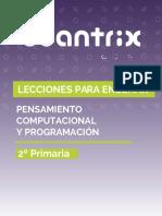 manual robótica 2 primaria cuantrix