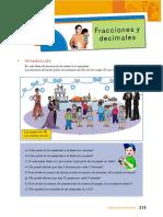 5 FRACCIONES Y DECIMALES