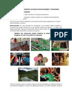 PROGRAMA TRANSVERSAL DE EDUCACION ECONOMICA Y FINANCIERA SECUNDARIA
