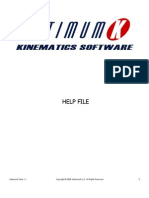 OptimumK Help File