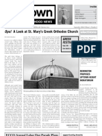 September 2006 Uptown Neighborhood News