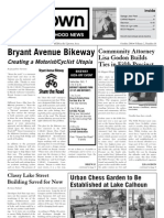 October 2006 Uptown Neighborhood News