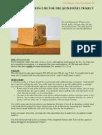Frction Cube Construction Worksheet