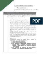 MEDIDAS DE CONSTRUCCION EDIFICIO GRAND ROATÁN