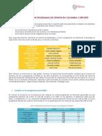 Quienes Debaten en Programas de Opinión en Colombia Informe 2