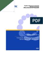 Intructivo para formulacion de presupuesto.pdf