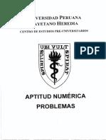 Aptitud Pre Cayetano Heredia