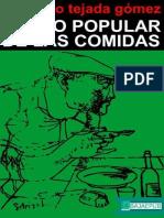 Canto popular de las comidas - Armando Tejada Gomez