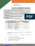 PT5 - recursos expressivos
