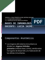 Bases de Inmunología 2.2 y 2.3