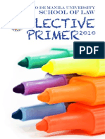 Elective Primer 2010 (colored)