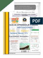 GUÍA APRENDIZAJE II UNIDAD- ÁLGEBRA I-2020-I.pdf