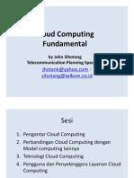 Cloud Computing Fundamentalx