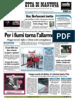 Gazzetta Mantova 29 Novembre 2010