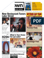 August 2008 Uptown Neighborhood News