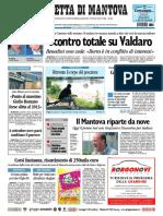 Gazzetta Mantova 27 Luglio 2010