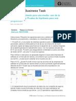 39 bt bim Prueba hipotesis para 1 media uso de la distribución t y Prueba hipotesis para 1 proporcion