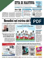 Gazzetta Mantova 28 Luglio 2010