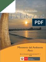 INDICADORES AMBIENTALES LA LIBERTAD
