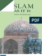Islam As It Is