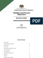 B.Etnik - Bahasa Iban Tingkatan 2