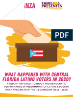 What Really Happened With Central Florida Latino Voters in 2020?