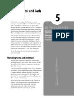 working capital & cash flow analysis