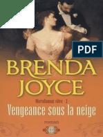 Brenda Joyce - Les enquêtes de F Cahill T03- Vengeance sous la neige.epub