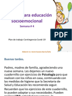 cuadernillo socioemocional # 4