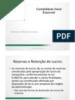 reservas-e-retencao-de-lucros a