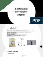 23 Cantidad de Movimiento Angular.pptx