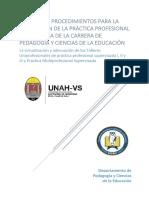 PROCESOS Y PROCEDIMIENTOS PARA LA ADAPTACIÓN DE LA PRÁCTICA PROFESIONAL SUPERVISADA DE LA CARRERA DE PEDAGOGÍA Y CIENCIAS DE LA EDUCACIÓN (6).pdf
