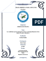 Unidad IV-Administracion Educativa