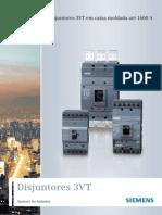 catalogo Disjuntores 3VT