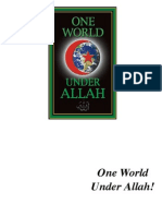 One World Under Allah