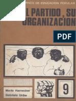 HARNECKER, Marta_ URIBE, Gabriela. Cadernos de Educação Popular, VOL9