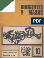 HARNECKER, Marta_ URIBE, Gabriela. Cadernos de Educação Popular, VOL10