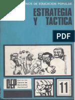HARNECKER, Marta_ URIBE, Gabriela. Cadernos de Educação Popular, VOL11