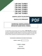 Manual do operador LM1340