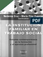 La institucion familiar en trabajo social