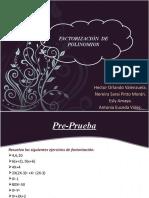 TUTORIAL FACTORIZACIÓN DE POLINOMIOS
