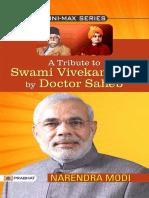 A Tribute to Swami Vivekananda - Narendra Modi