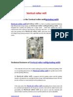 Vertical-roller-mill