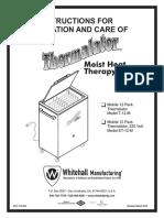 Pack Hot Manual Et-12-Manual