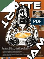 Latte Art Jam Globe 2008 CZ