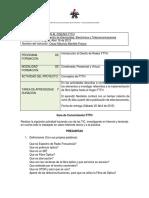 Diagnóstico Introduccion a FTTH
